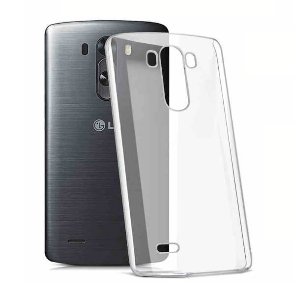 Hard Clear Case for LG G3