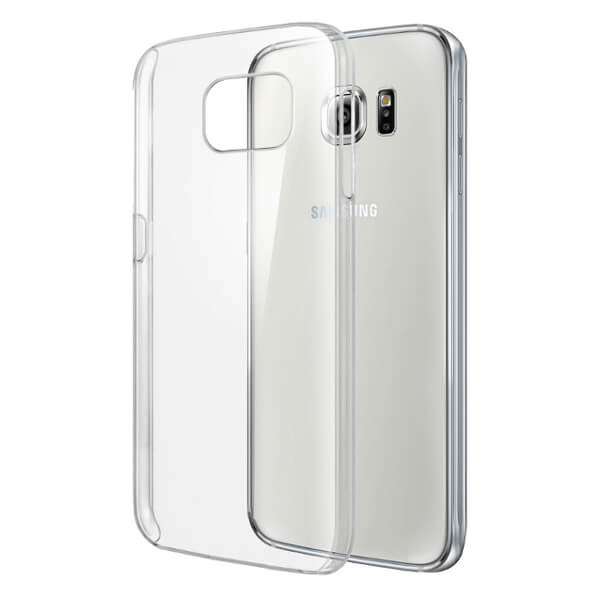 Hard Clear Case for Samsung Galaxy S6