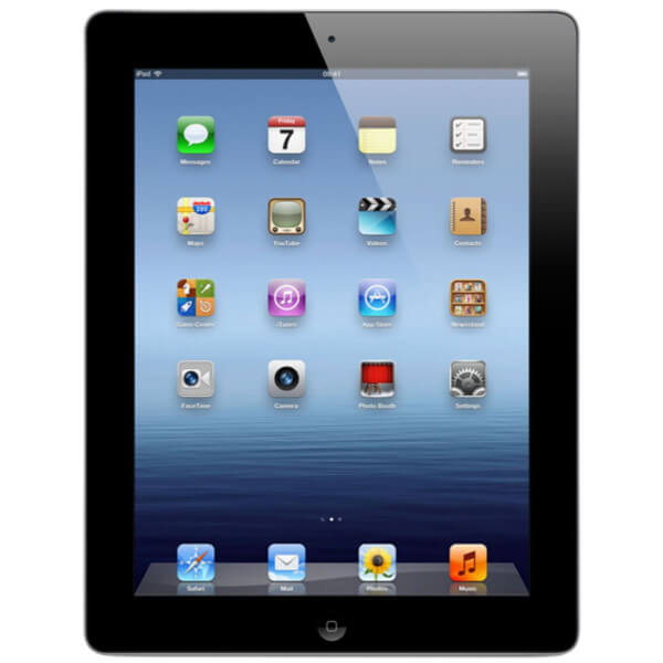 Apple iPad 3 WiFi 16GB Black (Used)
