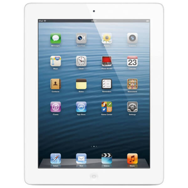 Apple iPad 4 4G 32GB White (Used)