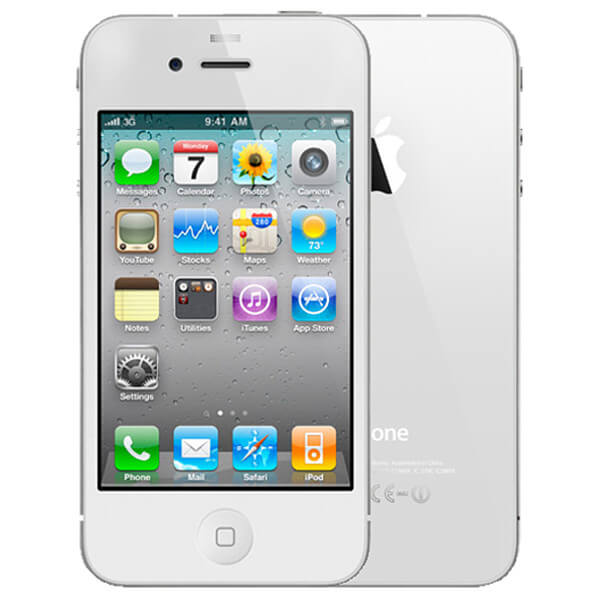 Apple iPhone 4S 64GB White (Used)