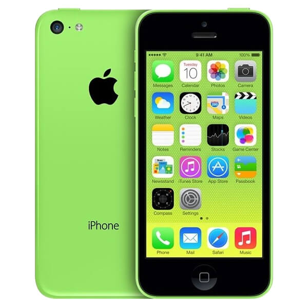 Apple iPhone 5C 32GB Green (Used)