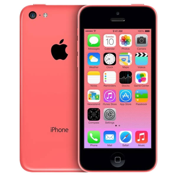 Apple iPhone 5C 8GB Pink (Used)