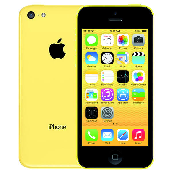 Apple iPhone 5C 16GB Yellow (Used)