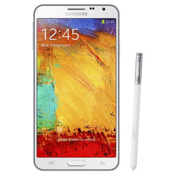 Samsung Galaxy Note 3 4G 32GB White (Used)