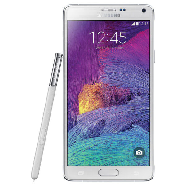 Samsung Galaxy Note 4 32GB White (Used)