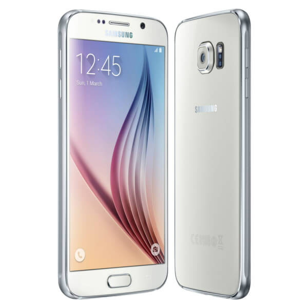 Samsung Galaxy S6 64GB White (Used)