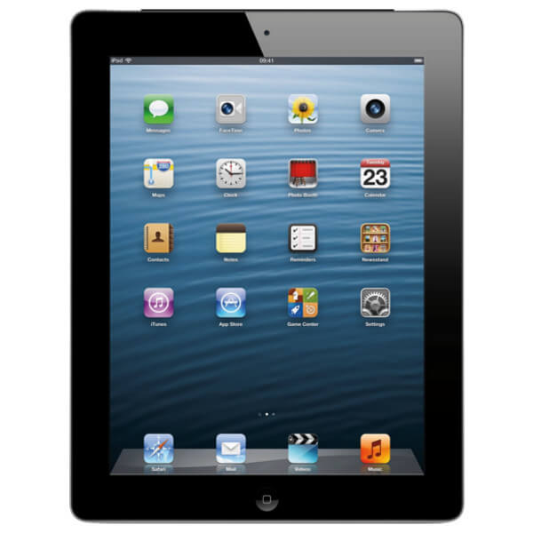 Image of Apple iPad 4 4G 64GB Black (Used)