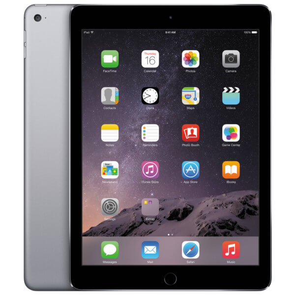 Image of Apple iPad Air 1 WiFi 16GB Space Grey (Used)
