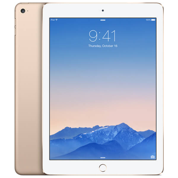Image of Apple iPad Air 2 4G 128GB Gold (Used)