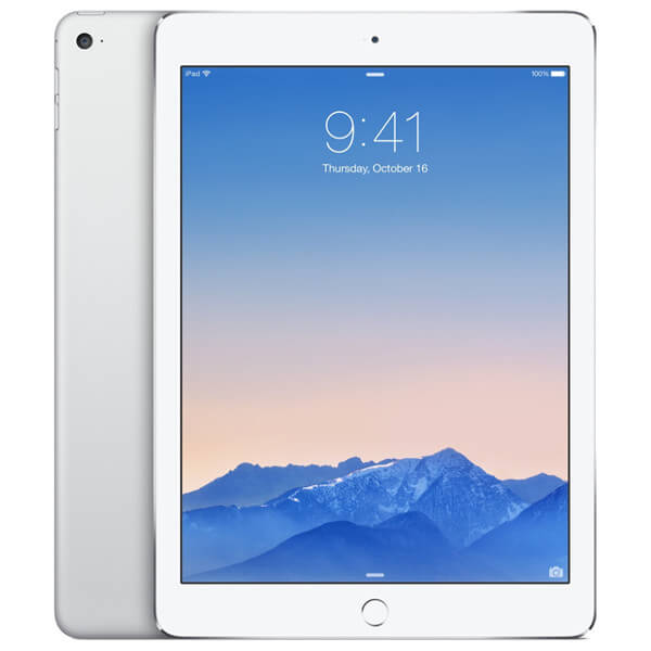 Image of Apple iPad Air 2 4G 64GB Silver (Used)