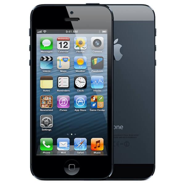 Image of Apple iPhone 5 64GB Black Slate (Used)