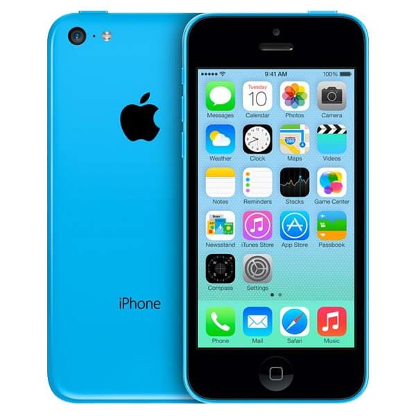 Image of Apple iPhone 5C 8GB Blue (Used)