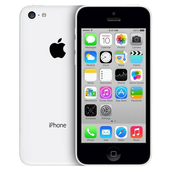 Image of Apple iPhone 5C 16GB White (Used)