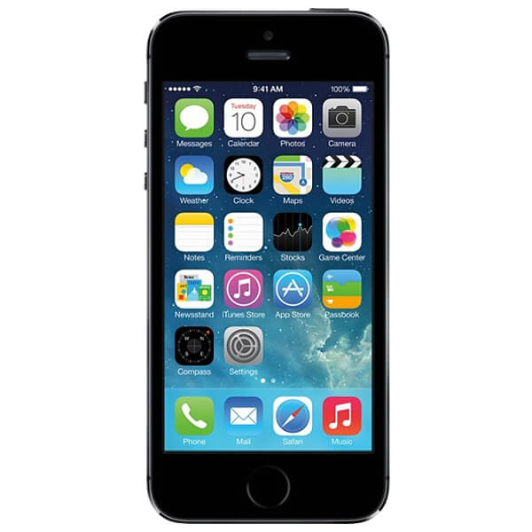 Image of Apple iPhone 5S 16GB Space Grey (Used)
