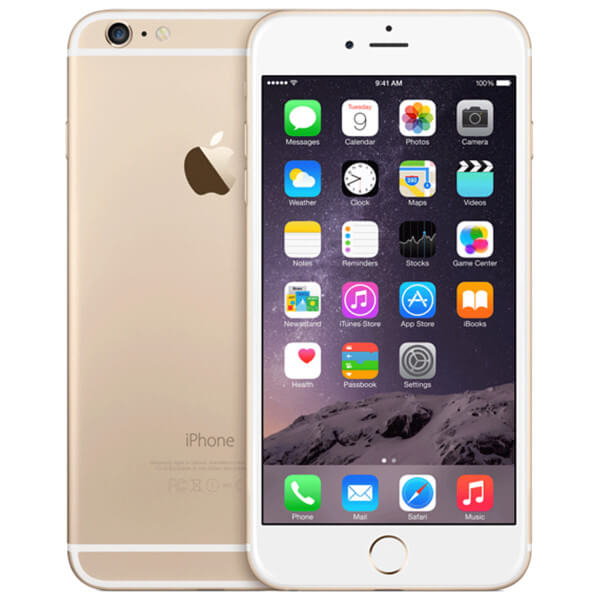 Image of Apple iPhone 6 16GB Gold (Used)