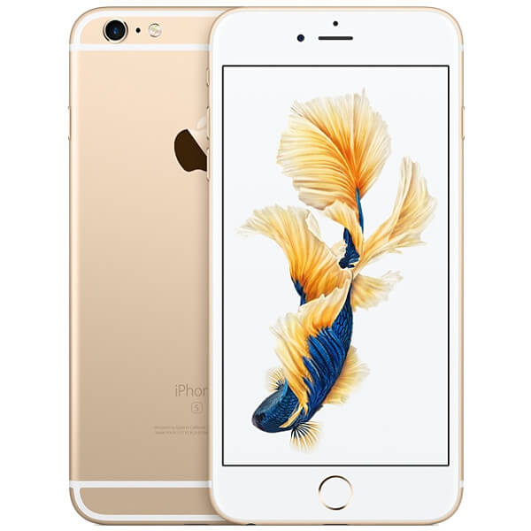 Image of Apple iPhone 6S Plus 16GB Gold (Used)