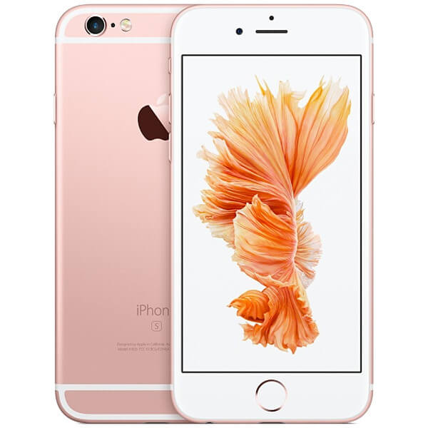 Image of Apple iPhone 6S 16GB Rose Gold (Used)