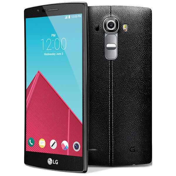 Image of LG G4 32GB Leather Black (Used)