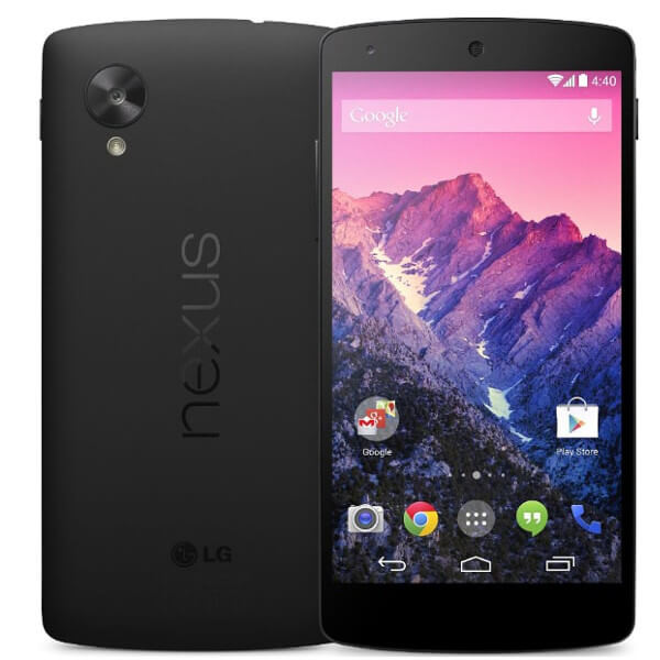 Image of LG Nexus 5 32GB Black (Used)