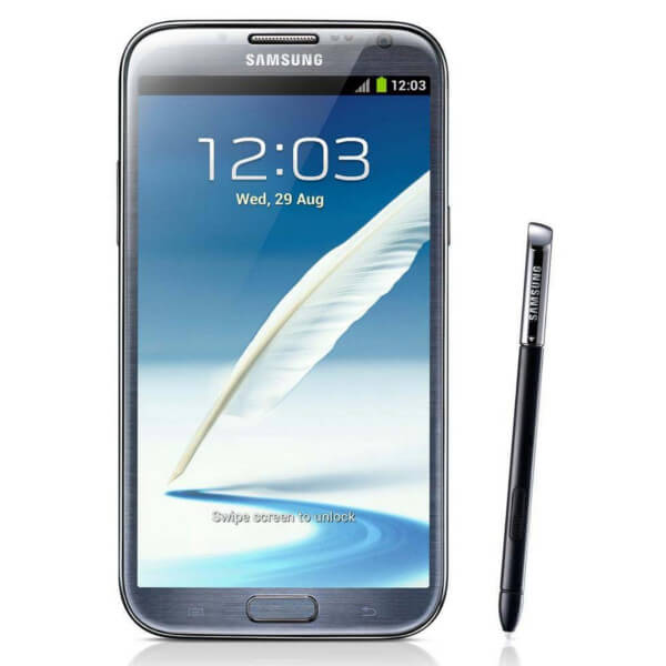 Image of Samsung Galaxy Note 2 3G 16GB Grey (Used)
