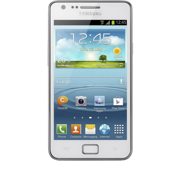 Image of Samsung Galaxy S2 3G 16GB White (Used)
