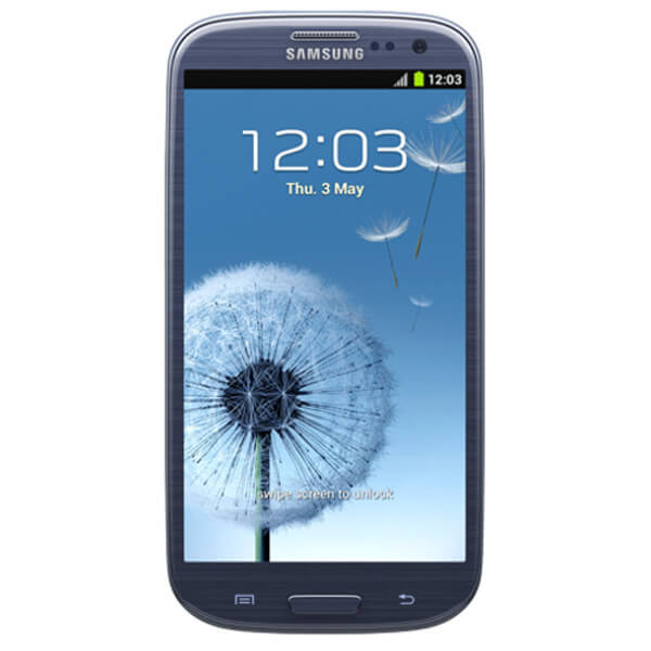 Image of Samsung Galaxy S3 4G 16GB Blue (Used)