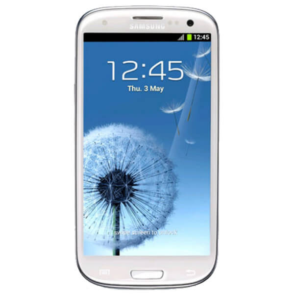 Image of Samsung Galaxy S3 3G 16GB White (Used)