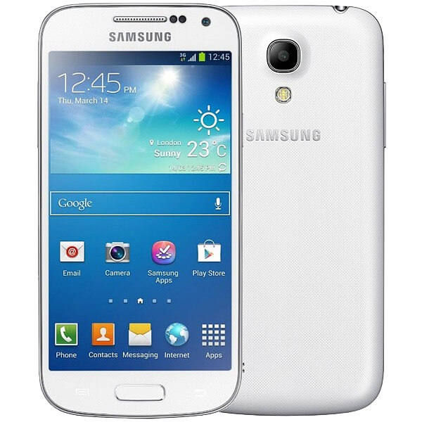 Image of Samsung Galaxy S4 4G 16GB White (Used)