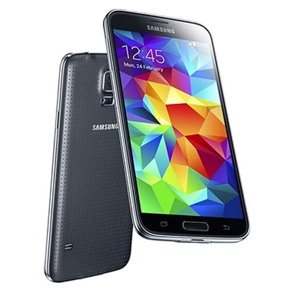 Image of Samsung Galaxy S5 Duos 16GB Black (Used)