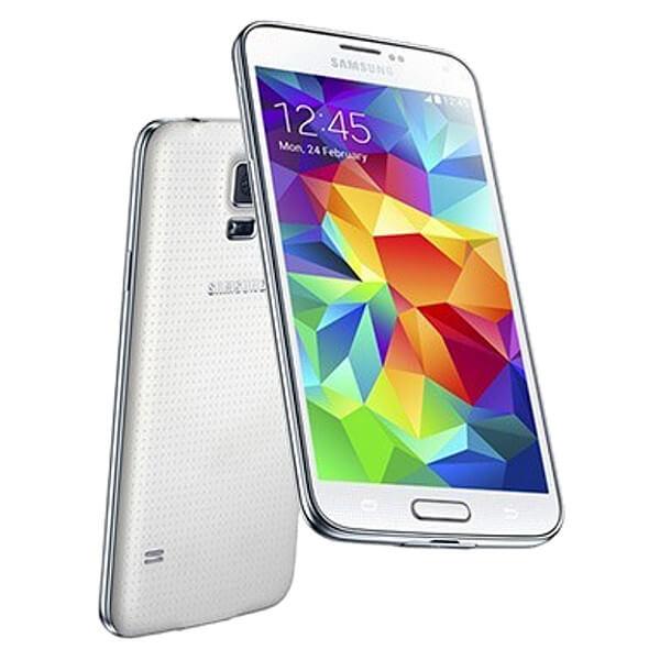 Image of Samsung Galaxy S5 16GB White (Used)